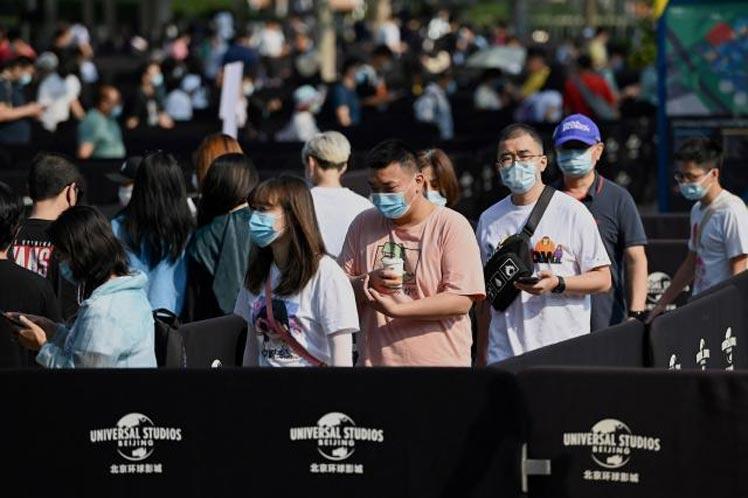 China abre mayor parque temático de estudios Universal