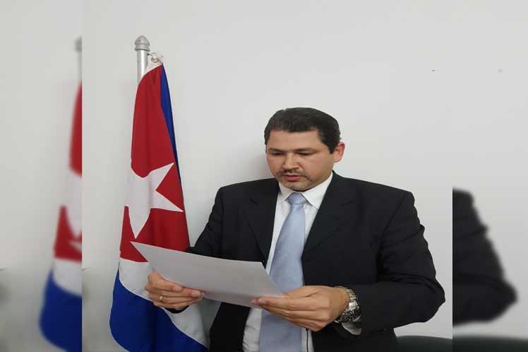 Cuba condenó en Ginebra recrudecimiento de bloqueo de EEUU