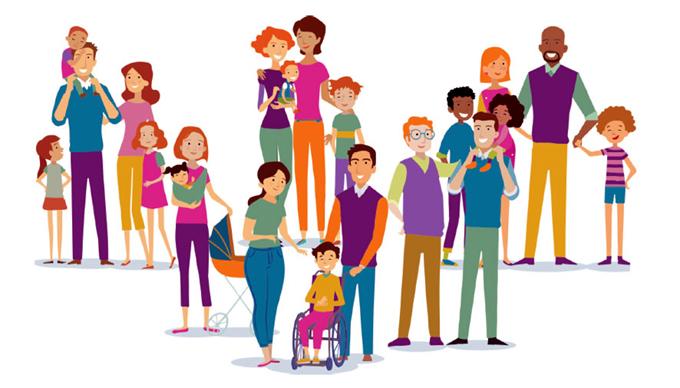 A consulta nuevo Código de las Familias en Cuba