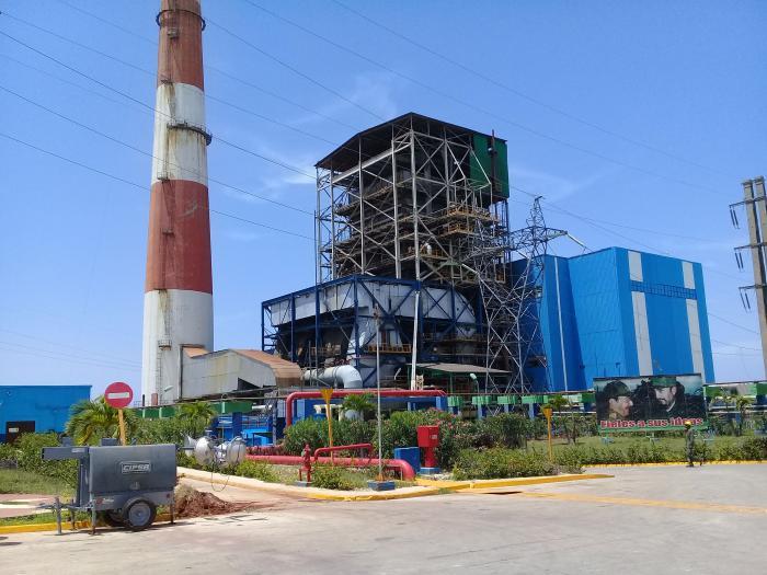 Se mantienen averías en cinco centrales termoelétricas cubanas