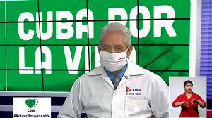 Cuba reporta 7 854 nuevos casos de COVID-19 y 79 fallecidos