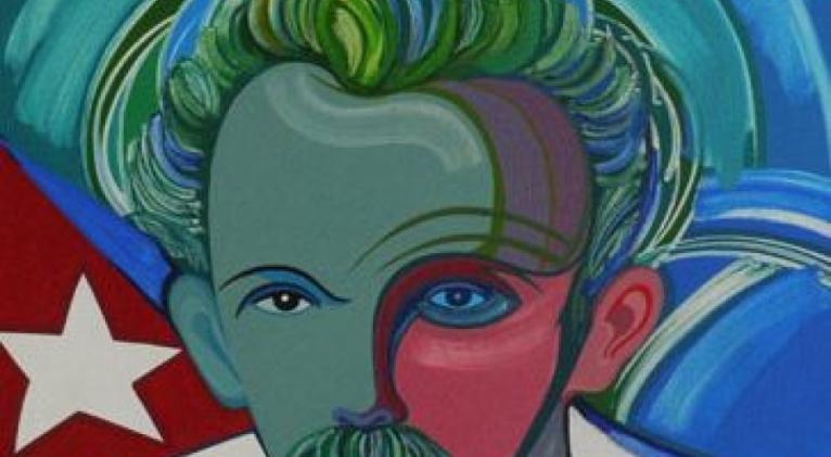 José Martí en la plástica cubana