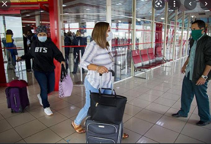 Se eliminan en Cuba las restricciones de equipaje para los viajeros