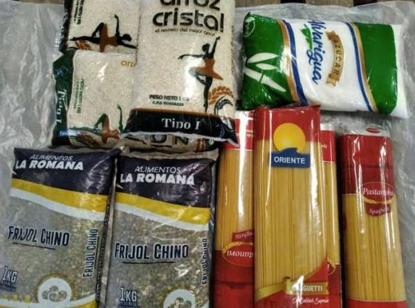 Bayameses beneficiados con donativos de alimentos a Cuba