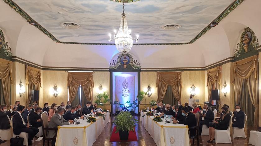 Cuba y Rusia por profundizar relaciones económicas bilaterales