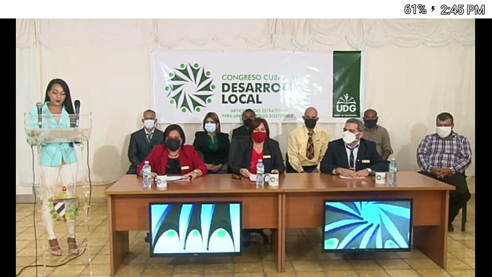 Inició en Granma VIII Congreso cubano de Desarrollo local