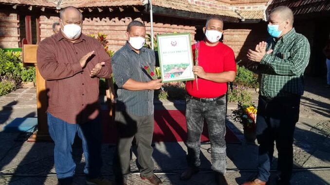 Reconocen desempeño agroforestal y tabacalero en Granma