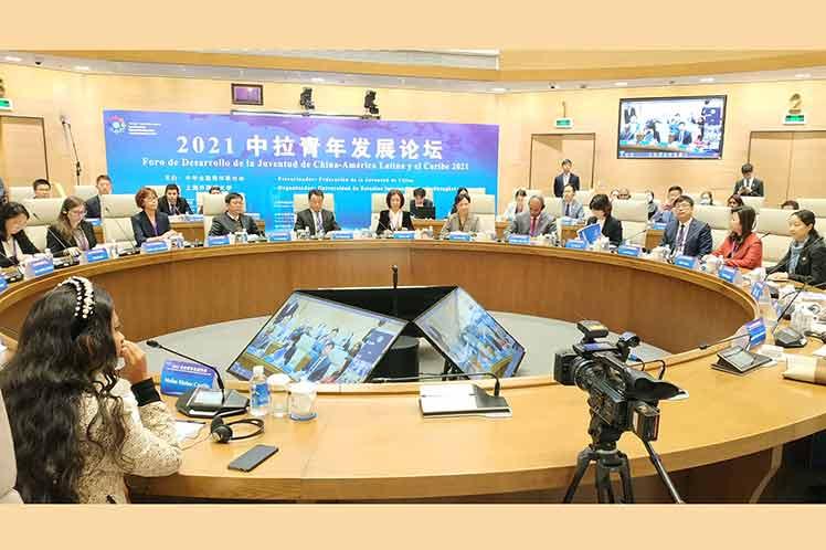 Jóvenes de China y Latinoamérica por fortalecer nexos y cooperación
