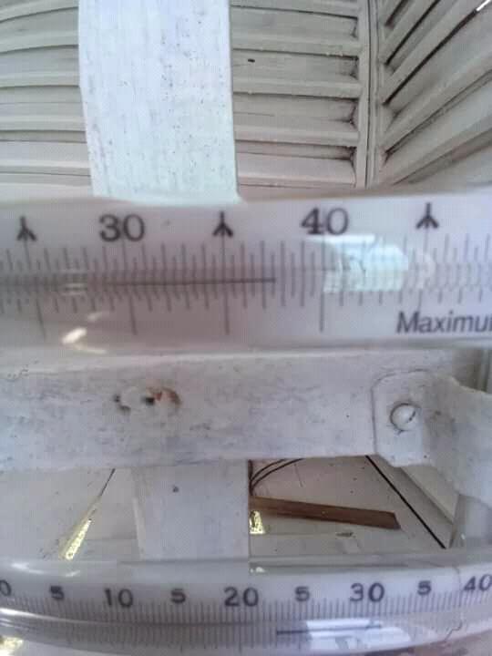 Nuevo récord de temperatura en Granma