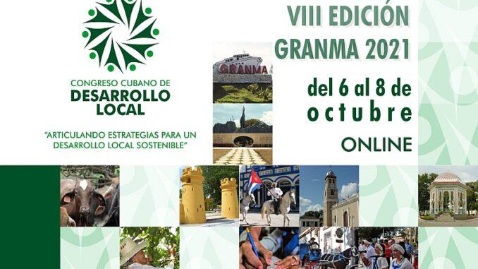 Continúan sesiones online del VIII Congreso cubano de Desarrollo Local (+audio)