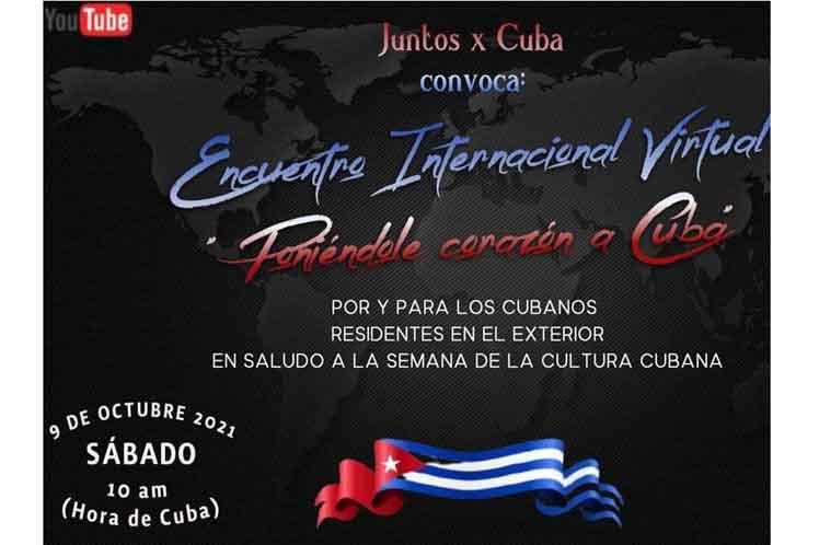 Emigrados ratificarán respaldo a Cuba