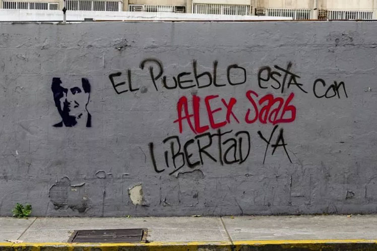 Crece rechazo a secuestro de diplomático venezolano por EEUU